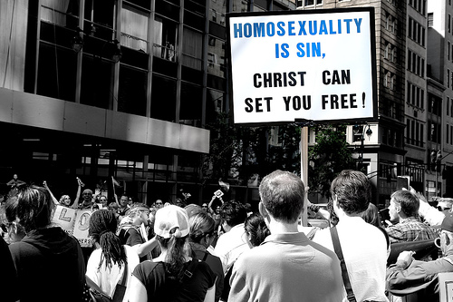 Homosexuality: The Mental Illness That Went Away